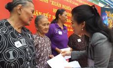 VWS tặng quà Tết cho người nghèo ở Bình Chánh