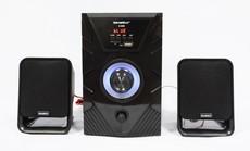 """SoundMax A-826: Nhỏ mà có """"võ"""""""