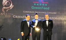 GreenFeed Việt Nam nhận giải thưởng Doanh nghiệp châu Á - Thái Bình Dương2019