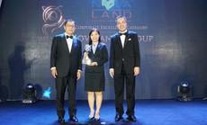 Novaland nhận giải Doanh nghiệp Việt Nam xuất sắc Châu Á 2019