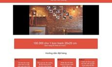 livaphoto.com: Làm tranh nhanh, đẹp chỉ 100.000 đồng/bức