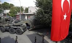 """Thổ Nhĩ Kỳ quyết diệt """"trọn gói"""" khủng bố ở Syria"""