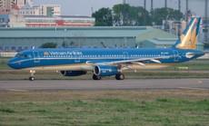 Máy bay Vietnam Airlines tiếp cận hạ cánh 2 lần xuống sân bay Đà Nẵng không thành công