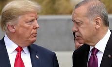 Mỹ phá hủy vũ khí trước khi rời khỏi Syria