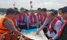 Vụ chìm tàu trên sông Lòng Tàu: Không để dầu tràn gây thảm họa