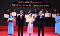 """Chủ tịch Tập đoàn BRG, Madame Nguyễn Thị Nga được vinh danh """"Doanh nhân Việt Nam tiêu biểu - Cúp Thánh Gióng"""""""