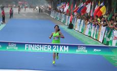 VPBank Hanoi Marathon - Sự khẳng định phong độ của các VĐV Việt Nam