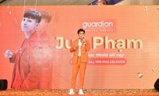 """Jun Phạm """"quẫy"""" hết mình ngày sinh nhật Guardian"""