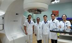 """Tế bào ung thư """"bốc hơi"""" nhờ kỹ thuật xạ trị chuẩn đến từng milimet"""