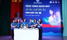 Betrimex trao tặng 31.000 sách hay cho học sinh tiểu học Bến Tre