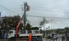 PC Bình Định: Cấp điện lại cho 100% khách hàng bị ảnh hưởng bão số 6