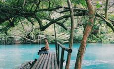 """Đến Quảng Bình, """"detox"""" tinh thần dưới dòng suối xanh ngọc bích"""