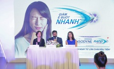 Ra mắt sản phẩm Sensodyne Rapid Action tại Việt Nam