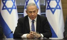 """Lần đầu tiên """"khó khăn và đau buồn"""" cho ông Netanyahu"""