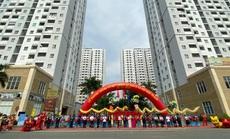 Khánh thành dự án Nhà ở xã hội HQC Plaza lớn nhất TP HCM