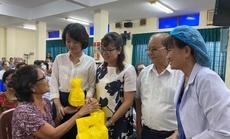 HB&IE giúp 150 bệnh nhân nghèo được mổ mắt miễn phí trước Tết
