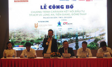 Caravan kết nối đầu tư TP HCM và Long An, Tiền Giang, Đồng Tháp