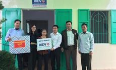 BIDV trao tặng nhà ở cho người nghèo tại Thái Bình