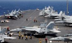 Mỹ tăng chi tiêu cho quốc phòng
