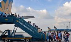 Bất ngờ vé máy bay Tết
