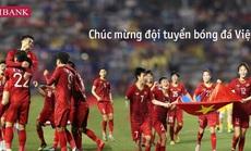 Agribank tặng 2 tỉ đồng cho 2 đội tuyển bóng đá nam và nữ Việt Nam