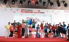 Hàng chục ngàn vận động viên chinh phục cung đường xanh tại Giải Marathon Quốc tế TP HCM Techcombank 2019