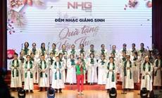 800 triệu đồng góp quỹ từ thiện từ đêm nhạc Giáng sinh NHG