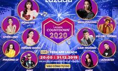 Đại Nhạc Hội Lazada Countdown 2020 – Sự kiện không thể bỏ lỡ dịp Tết Dương lịch