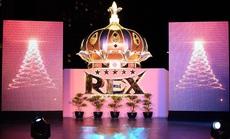 Đón Giáng sinh, năm mới Rex Rooftop Garden Bar!
