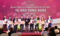 Vietravel Airlines đồng hành cùng Liên đoàn Quần vợt Việt Nam