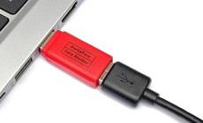 """Sử dụng """"bao cao su USB"""" để tránh mất dữ liệu nơi công cộng"""