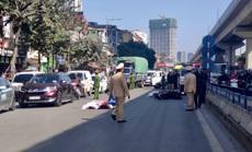 Xe tải bất ngờ tông đuôi xe máy, 2 người tử vong tại chỗ