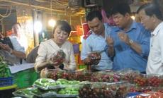 TP HCM tăng cường kiểm tra an toàn thực phẩm dịp Tết