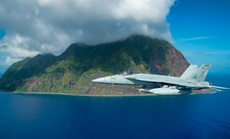 """Nhật Bản lên kế hoạch mua """"tàu sân bay không thể chìm"""" cho Mỹ"""