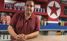 Bên trong quán cà phê Triều Tiên duy nhất ở Tây Ban Nha