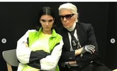 Tỉnh giấc trong một thế giới không có Karl Lagerfeld