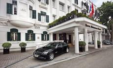 Những khách sạn ông Donald Trump từng ở khi công du châu Á