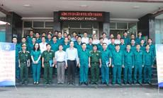 Thành lập Ban chỉ huy quân sự và lực lượng Trung đội dân quân tự vệ Công ty Cổ phần Cấp nước Bến Thành