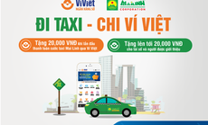 Nhiều ưu đãi từ Ví Việt khi thanh toán cước taxi Mai Linh qua mã QR