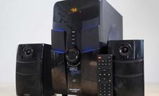 Loa Bluetooth mới A-2128 với kết nối cáp quang Optical