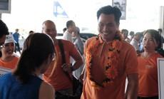 Phan Thanh Nhiên chinh phục thành công 42 km tại đường chạy băng giá