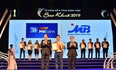 """App MBBank - App ngân hàng số duy nhất cho khách hàng - đạt danh hiệu """"Sao Khuê 2019"""""""