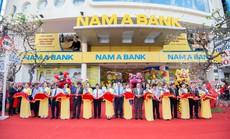 Nam A Bank tiếp tục phủ sóng thương hiệu tại An Giang