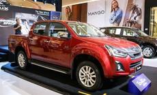 Ưu đãi 70 triệu đồng cho 300 xe bán tải ISUZU D-MAX 2018