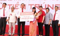 """Sau giải Vietlott """"khủng"""" đầu tiên, Trà Vinh lại có người trúng thưởng tiền tỉ của Agribank"""