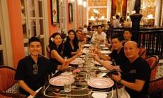 """Ngô Thanh Vân đón sinh nhật """"cực chất"""" tại nhà hàng Pink Pearl - JW Marriott Phu Quoc Emerald Bay"""
