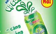 Thanh mát với nước ngọt soda kem của Bidrico