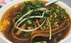 Hít hà miến lươn xứ Nghệ
