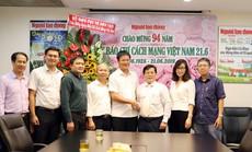 Lãnh đạo Bộ Giáo dục và Đào tạo thăm Báo Người Lao Động