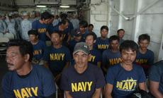 Philippines sẽ điều cảnh sát biển bảo vệ ngư dân
